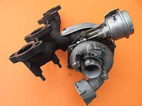Турбина BLS б.у для (VW) Volkswagen Caddy 1.9 tdi.ТКР турбонагнетатель на Фольксваген Кадди 1,9 тді.