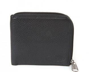 Мужской кошелек из натуральной кожи Nariwa Eastpak EK26B762 черный