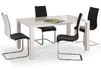 Обеденный белый стол Ronald от польской фирмы Halmar