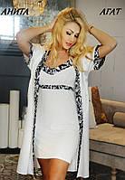 Платье для сна и дома трикотаж АНИТА FLEUR Lingerie