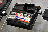 Полный комплект ГБО 4-го поколения,STAG-4 Q-BOX PLUS OBD,редуктор TOMASETTO 180 лс,форсунки Barracuda,баллон.