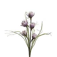 Искусственная ветвь из 5 цветков