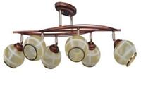 Люстра   Д GH2024A/6  поворотные плафоны