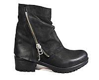 Модные женские ботинки Evromoda зимние