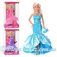 """Кукла Defa Lucy """"Гламурная вечеринка"""" в вечернем платье: 3 вида"""