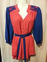 Модная и легкая блуза