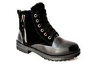 Модные  женские ботинки р 36-41(Бабочка)