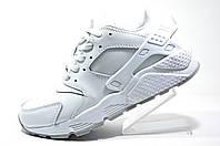 Кроссовки женские Nike Air Huarache кожанные