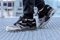Кросівки Reebok чоловічі чорні з білим