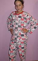 Пижама подросток байка для девочек