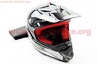 Кроссовый шлем MONSTER размер М