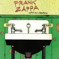 CD 'Frank Zappa -1972- Waka / Jawaka'