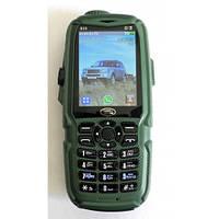Мобильный телефон Land Rover S23 3SIM 10.000mAh USB-лампа противоударный корпус