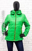 Куртка женская спортивный дизайн