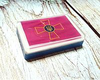 Натуральное мыло с Эмблемой Сухопутных войск Украины