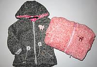 Пайта махровая на флисе для девочек Egret 98-104-110-116-122-128рр