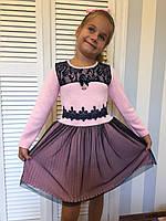 """Платье для девочек """"Лилиана""""5, размеры 104 - 134 см"""