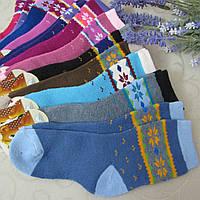 """Носки махровые для девочек (снежинка), 28-34 р. """"Свет"""". Детские  носки, носочки махровые  для детей , фото 1"""