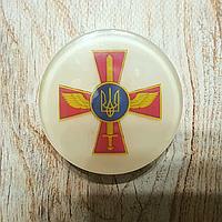 Натуральное мыло с Эмблемой Воздушных Сил Вооружённых Сил Украины