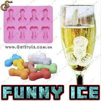 "Форма для льда - ""Funny Ice"""