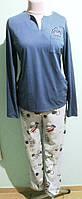 Домашняя одежда женская_Пижамы женские_Комплект для женщины 545/M/мышата в наличии M р., также есть: L,M,S,XL,XXL, Роксана_ЦС