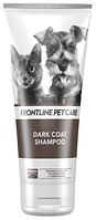 51343 Frontline Шампунь для собак и кошек с черной шерстью, 200 мл