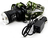 Налобный фонарь Bailong BL-6809