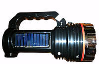 Аварийный фонарь HL-1012 с солнечной батареей