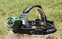 Аккумуляторный налобный фонарь K8 T6