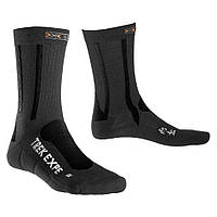 Носки для горного туризма X-SOCKS Trekking Expedition Short 39/41 X20014-X01 Black