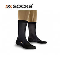 Термоноски для повседневной носки X-Socks Skin Day  39/41 X20060-B000 (X01) Black