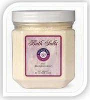 Соль для ванн с микрогидрином- способствует выведению токсинов , обновлению кожи ,от целлюлита