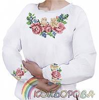 Заготовка жіночої вишиванки 053