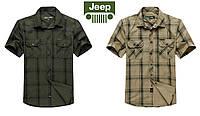 Рубашка муж. JEEP original (разм. 2XL,3XL,4XL,5XL)
