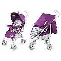 Коляска-трость tilly rider bt-sb-0002 purple /2/