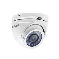 2 Мп Turbo HD видеокамера Hikvision DS-2CE56D1T-VFIR3 (2.8-12)