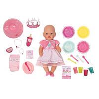 Кукла BABY BORN - С ДНЕМ РОЖДЕНИЯ (43 см, с аксессуарами)