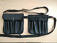 Сумка-пояс строителя для инструмента