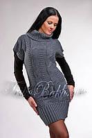 Красивая,теплая туника(свитер,кофта)