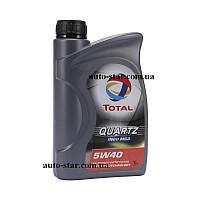 Моторное масло Total 5W40 -1L QUARTZ INEO MC3