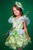 Карнавальный костюм Капуста для девочки