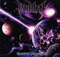 CD 'Hidden -2002- Spectral Magnitude'