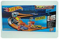 Трек «Hot speed» Создай свой гоночный трек (2 машинки, 2 спусковых механизма) - LR019