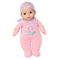 Кукла Zapf Newborn Baby Annabell Малышка 30 см с погремушкой 794432