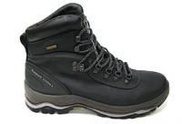 Термо ботинки кожаные, мужские Grisport Gritex 583-5071 Италия,  гриспорт, непромокаемые, зимние
