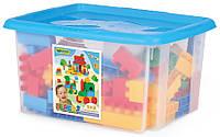 Конструктор 132 элемента в коробке Wader, 41270, Вадер для детей