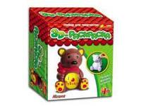 "3D-Раскраска - фигурка ""Медведь"" 15100102Р"