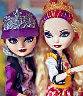 Набор кукол Рейвен Квин и Эппл Вайт - Школьный дух, Ever After High