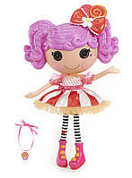 Кукла Лалалупси Сешинка (Lalaloopsy Super Silly Party Large Doll- Peanut Big Top)