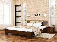 Кровать Титан Бук Щит 101 (Эстелла-ТМ)